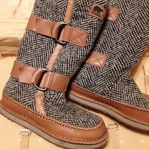 Sorel Shoes - Sorel Chipahko Wool Boots SUPER RARE